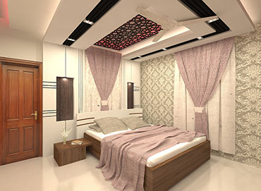 Bed Room Design for Mr Forhad House by Interior Studio Ace