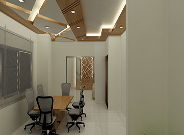 Conference Room Design for SCL Development by Interior Studio Ace
