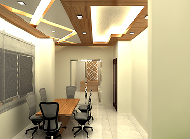 Conference Room Design for SCL Development by Interior-Studio Ace