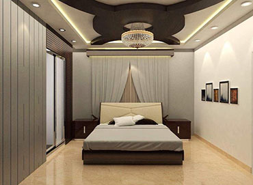 Guest Room Design for Mr Afser Residence by Interior Studio Ace