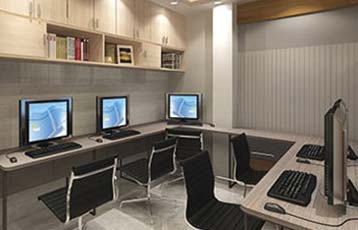 Commercial interior design in dhaka