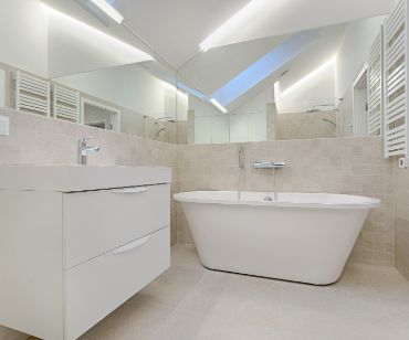 Luxurious Toilet Interior Design Decoration Company In Bangladesh