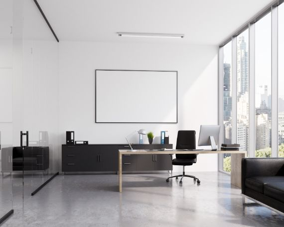 CEO Desk Design