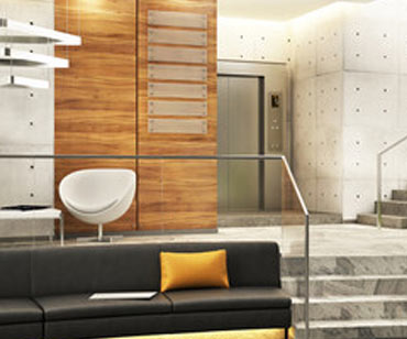 Foyer design sample from Interior Studio Ace
