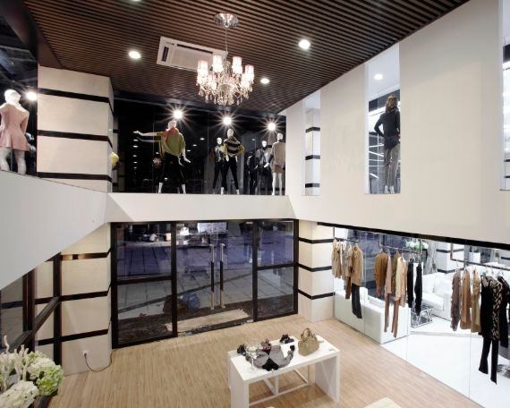 Retail space design