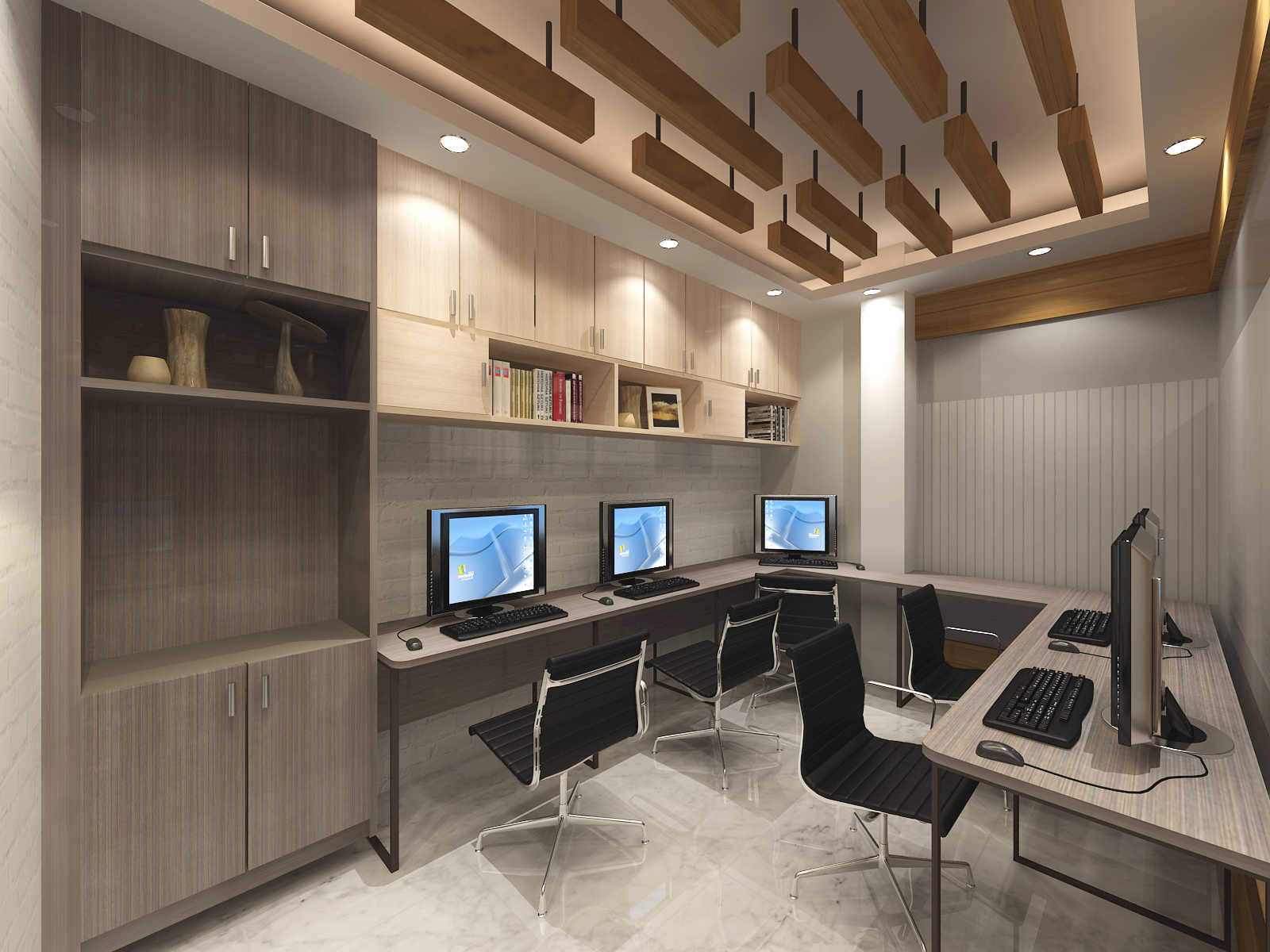 Job completed for corporate office interior design work - Us department of the interior jobs ...