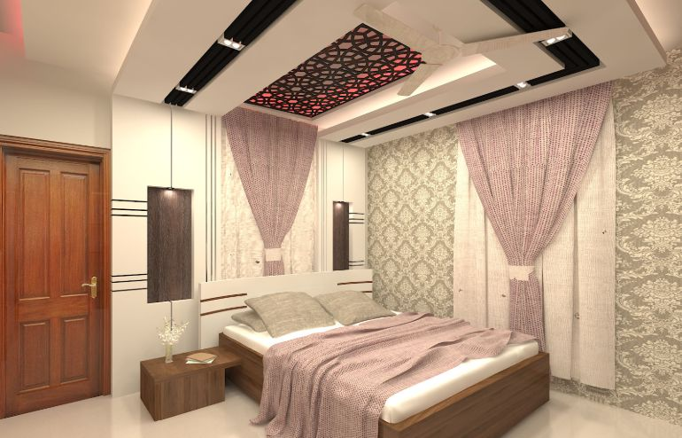 Bed room design for Mr Forhad house by Interior Studio Ace-2