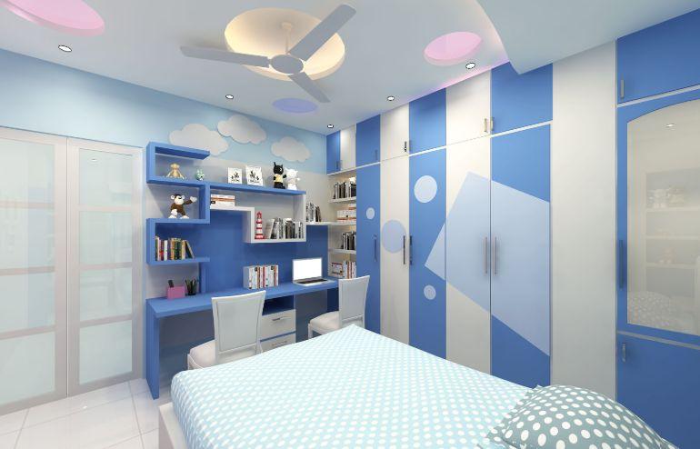 . Child Bedroom Interior Design in Bangladesh   Interior Studio Ace