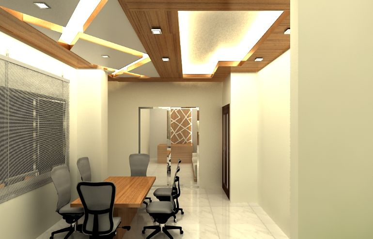 Successfully Completed Beautiful Conference room Design for SCL Development